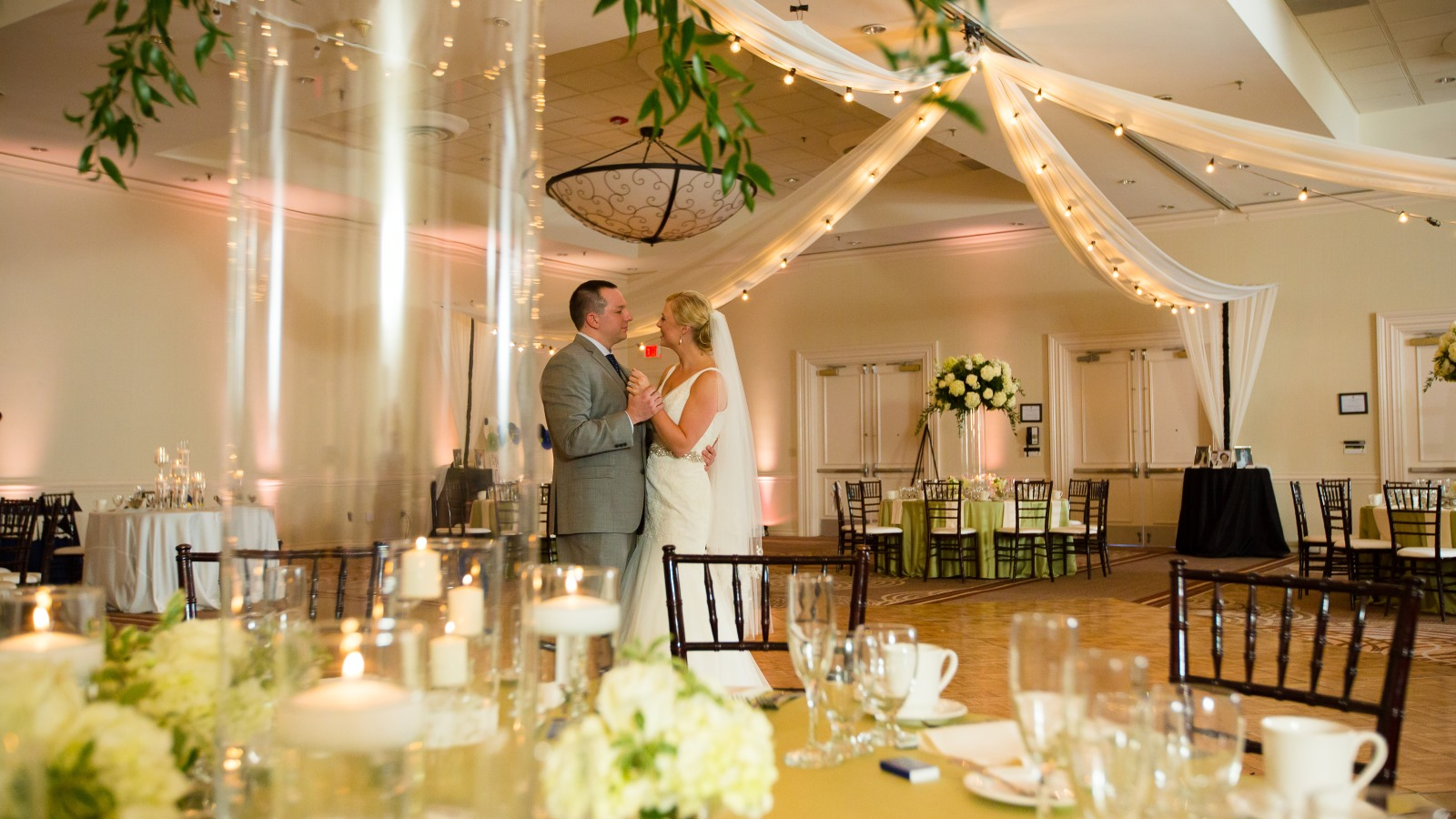 Raleigh Wedding Venues - Sheraton Raleigh Hotel Weddings