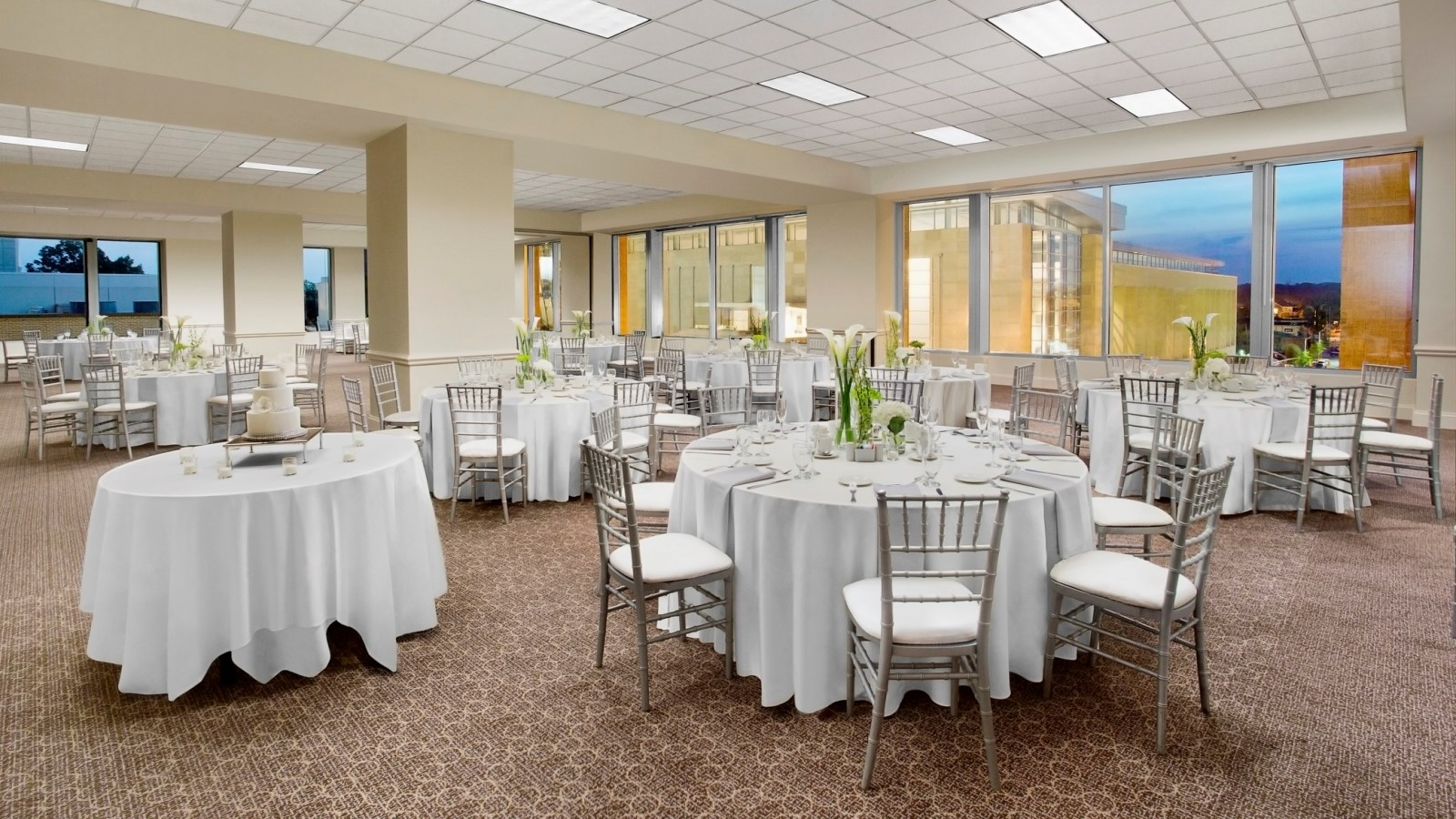 Raleigh Wedding Venues - Hannover Ballroom