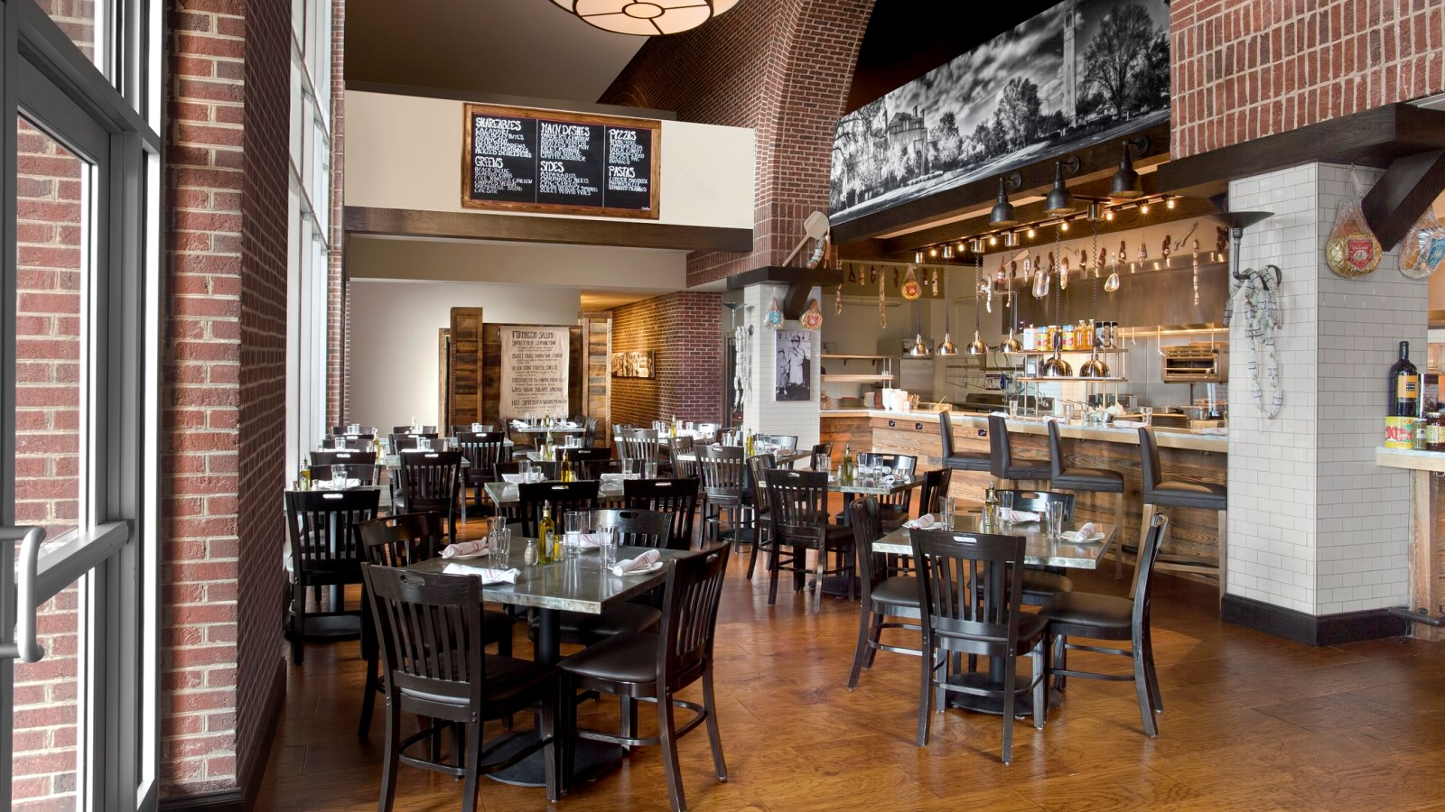 Sheraton Raleigh Hotel - Jimmy V's Osteria & Bar